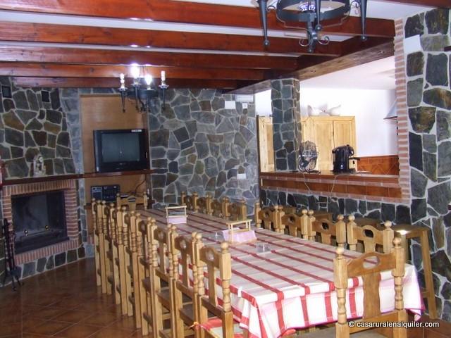 Chimeneas para casas de campo affordable rincn chimenea - Chimeneas de campo ...